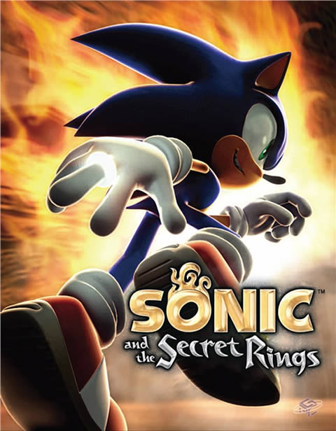 sonic and the secret rings le jeux
